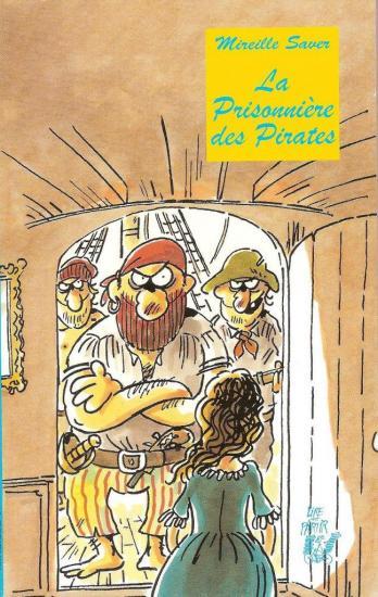 la prisonnière des pirates